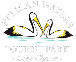 Pelican Waters Lake Charm Caravan Park